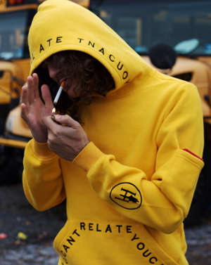 'You Cant Relate' Lookbook