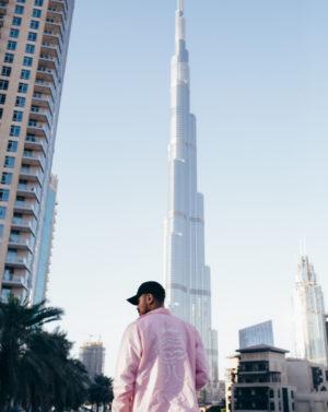 DUBAI LOOKBOOK