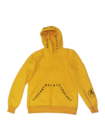 'You Cant Relate' Pullover